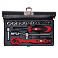 Профессиональный набор инструментов ET-6108 (Intertool)