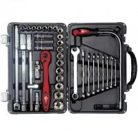 Профессиональный набор инструментов ET-7039 (Intertool)