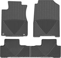 Коврики в салон для Honda CR-V '12- черные, резиновые (WeatherTech)