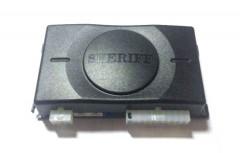 Блок автосигнализации Sheriff  ZX-725