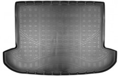 Коврик в багажник для Hyundai Tucson '15-, полиуретановый (Norplast)