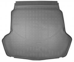 Коврик в багажник для Kia Optima '16-, резино/пластиковый (Norplast)