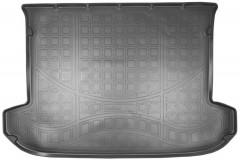 Коврик в багажник для Kia Sportage 2016 -, резино/пластиковый (Norplast)