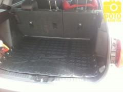 Фото 2 - Коврик в багажник для Suzuki Vitara '15-, верхний, полиуретановый (NorPlast) - Арт: npa00-t85-750