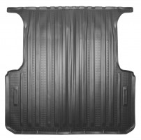 Nor-Plast Коврик в багажник для Toyota Hilux '15-, резино-пластиковый (NorPlast)