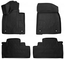Novline Коврики 3D в салон для Lexus RX '16- полиуретановые (Novline)