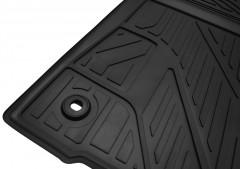 Фото 10 - Коврики 3D в салон для Lexus RX '16- полиуретановые (Novline)