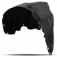 Подкрылок задний левый для Ford Ecosport '15-, 4WD (Novline)