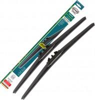Щётки стеклоочистителя гибридные Alca Hybrid 600 и 380 мм. (набор)