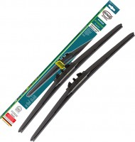 Щётки стеклоочистителя гибридные Alca Hybrid 580 и 580 мм. (набор)