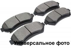 Тормозные колодки задние Hyundai/Kia (Mobis) 58302-1RA30, дисковые
