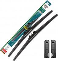 Щетки стеклоочистителя гибридные Alca Hybrid 600 и 400 мм. Bayonet arm (набор)