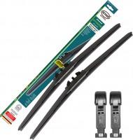 Щетки стеклоочистителя гибридные Alca Hybrid 600 и 380 мм. Pinch Tab (набор)