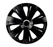 Колпаки на колеса R15 ENERGY RC black (Elegant)