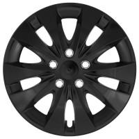 Ковпаки на колеса R15 STORM CHROM BLACK (Jestic)