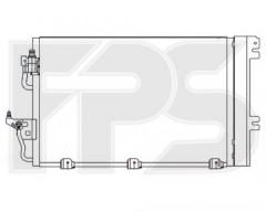 Радиатор кондиционера для OPEL (NRF) FP 52 K129-X