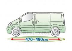 """Фото 3 - Тент автомобильный для микроавтобуса """"Mobile Garage"""" (L 480 Van)"""
