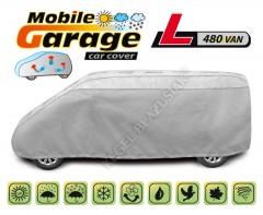 """Фото 2 - Тент автомобильный для микроавтобуса """"Mobile Garage"""" (L 480 Van)"""