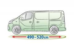 """Фото 3 - Тент автомобильный для микроавтобуса """"Mobile Garage"""" (L 500 Van)"""