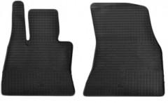 Коврики в салон передние для BMW X5 F15 '14- резиновые (Stingray)