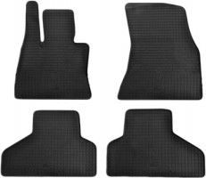 Коврики в салон для BMW X5 F15 '14- резиновые (Stingray)