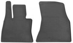 Коврики в салон передние для BMW X6 F16 '15- резиновые (Stingray)