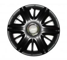 Колпаки на колеса Jacky R13 MAXIMUS BLACK B (J-tec)