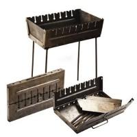 Мангал-чемодан раскладной на 8 шампуров