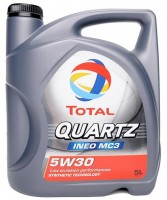Total Quartz Ineo MC3 5W-30 (5л)