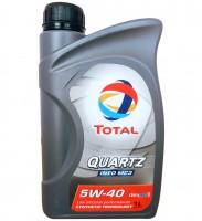 Total Quartz Ineo MC3 5W-40 (1л)