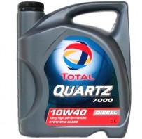Total Quartz Diesel 7000 10W-40 (5л)