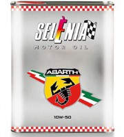Selenia ABARTH 10W-50 (2л)