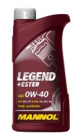Mannol Legend+Ester 0W-40 (1л)