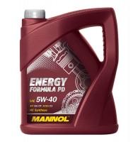 Mannol Energy Formula PD 5W-40 (5л)