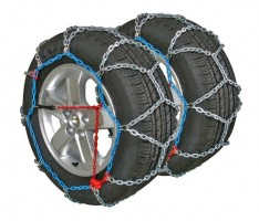 Цепи противоскольжения на колеса 12мм Elegant EL 100 614 R13, R14, R15, R16, R17 (KN-80)