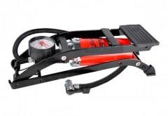 Насос ножной с манометром усиленный Elegant MAXI 100 325