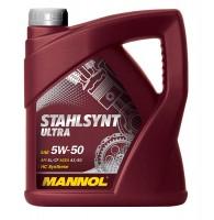 Mannol Stahlsynt Ultra 5W-50 (4л)