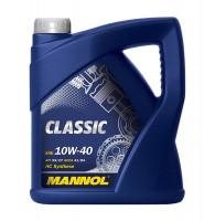 Mannol Classic 10W-40 (4л)