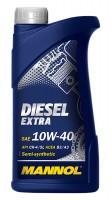 Mannol Diesel Extra 10W-40 (1л)