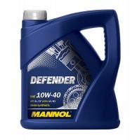 Mannol Mannol Defender 10W-40, 4 л