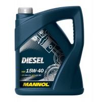 Mannol Diesel 15W-40 (5л)