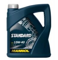 Mannol Standard 15W-40, 4 л