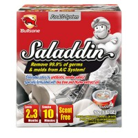 Фумигатор-очиститель Bullsone Saladdin Car 165 гр.