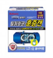 Фумигатор-очиститель с ароматом свежести Bullsone PolarFamily Car 184,6 гр.