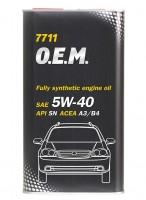 Mannol 7711 O.E.M. 5W-40 (4л)
