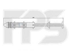 Осушитель для Audi / Skoda / Seat / VW (NRF) FP 74 Q541