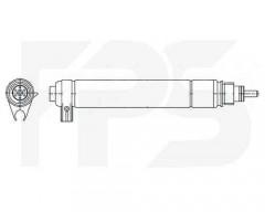 Осушитель для Citroen / Peugeot (NRF) FP 20 Q550
