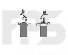Осушитель для Ford (NISSENS) FP 28 Q110-X