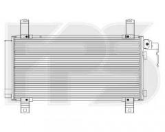 Радиатор кондиционера для Mazda (NISSENS) FP 44 K287