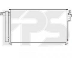 Радиатор кондиционера для Hyundai / Kia (NISSENS) FP 40 K505